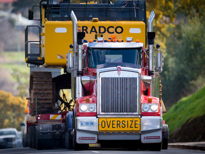 Heavy Haulage Services
