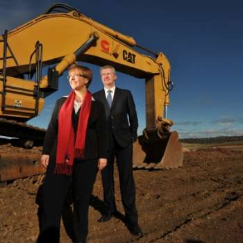 Gradco playing key role in Tasmania's $104m Midlands Water Scheme