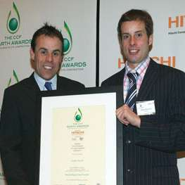Gradco wins Tasmanian Category 1 CCF Earth Award